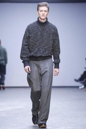 E. Tautz Menswear Fall Winter 2015 London