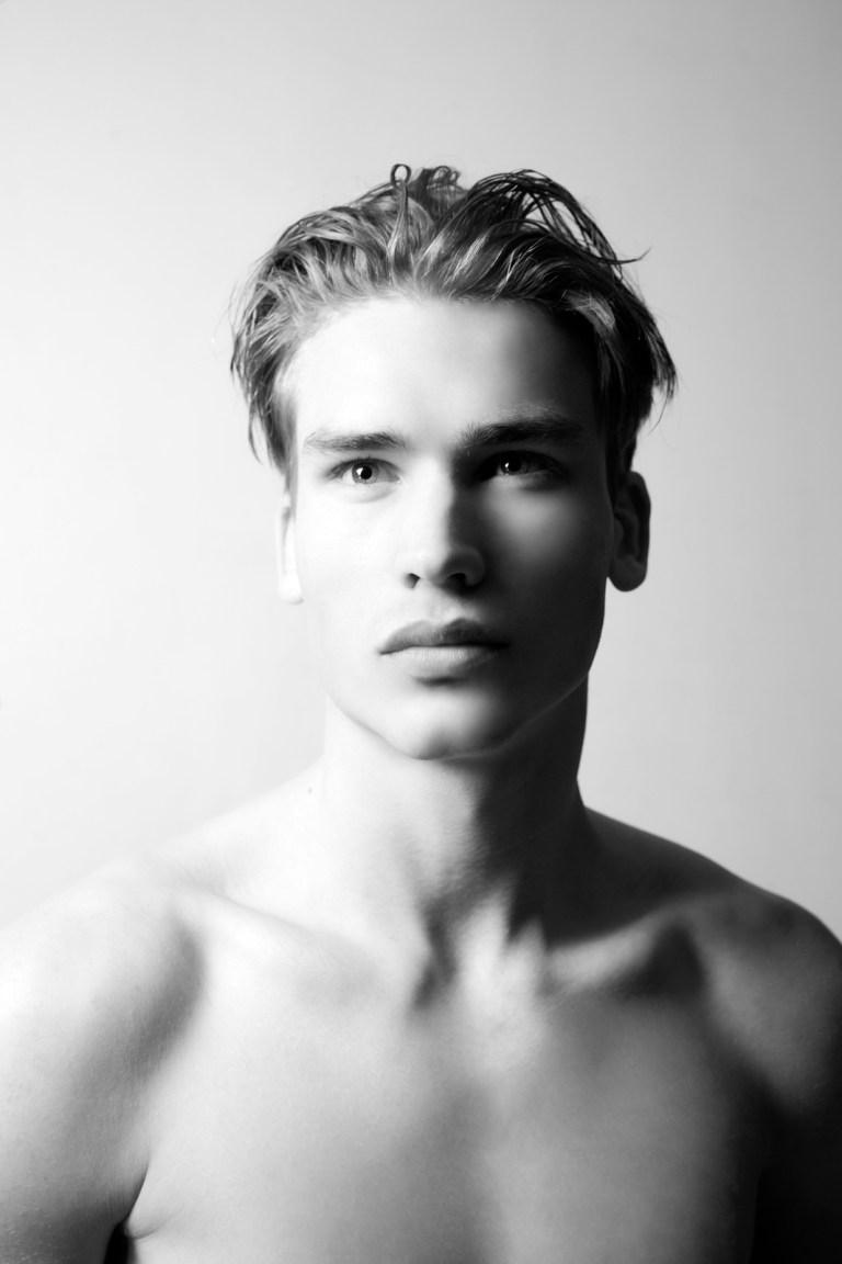 Lucas at NY Models by Sean P. Watters