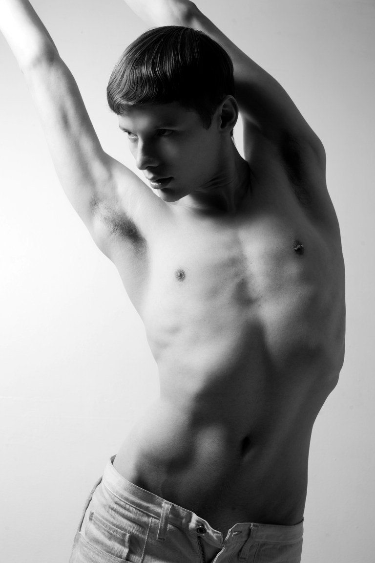 Thiago at Adam Models by Sean P. Watters