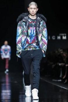 John Richmond Menswear Fall Winter 2015 in Milan