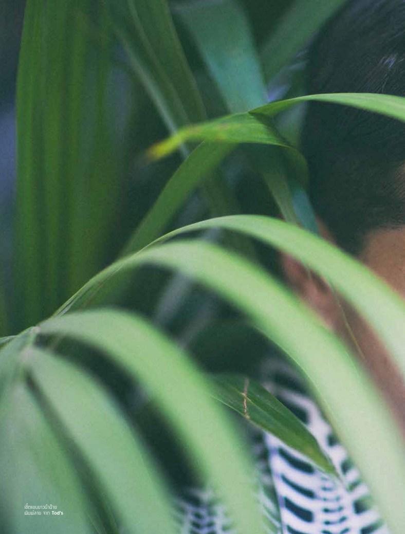 Photographer : Americo Cacciapuoti @ 3M Artists / 3mmodels  Model : Fabio Mancini @ D Management  Stylist : Atinan Nitisunthonkul Make up Artist : Alessandra De Vito  Assistant Stylist : Simona Mottola Assistant Photographer : Fabio Bozzetti