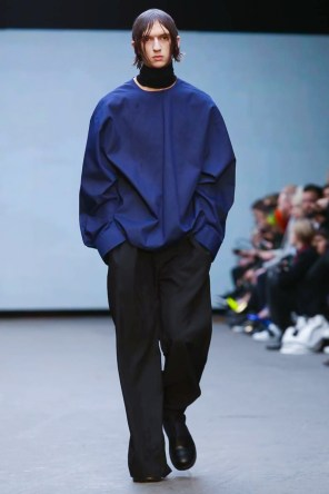 Man menswear fall winter 2015 in london