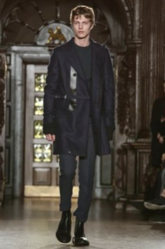 Pringle of Scotland Menswear Fall Winter 2015 London