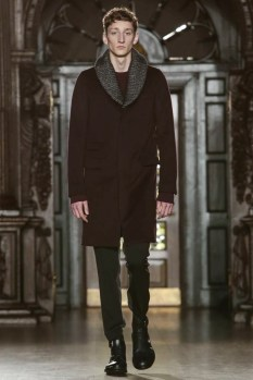 Pringle of Scotland Menswear Fall Winter 2015 London