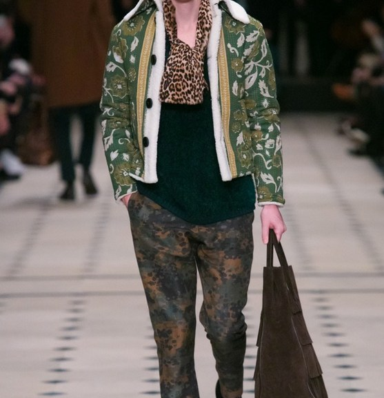 Burberry Prorsum Mens Fall/Winter 2015 London