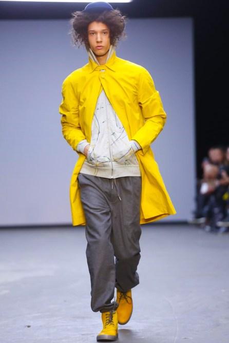 YMC menswear fall winter 2015 in london