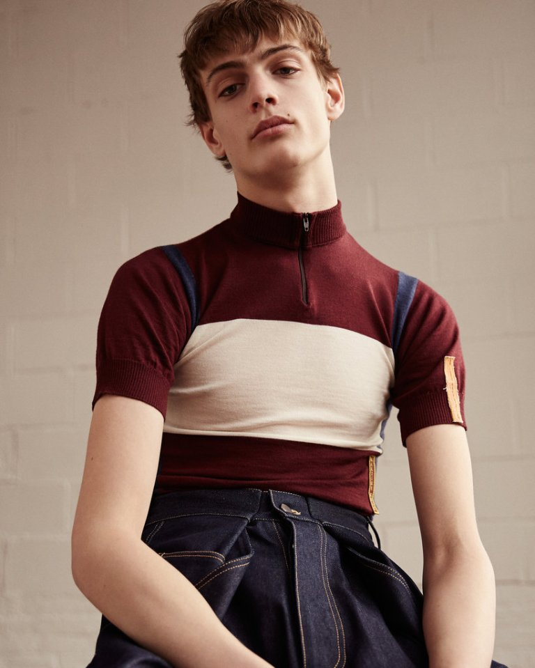 Having emerged from the shadow of women's wear, men's wear is offering some of today's most compelling design, thanks to a new generation of young mavericks. With eyes on the street, the designers presented clothes for fall/winter 2015 — in London (Craig Green, Alex Mullins and Martine Rose), Paris (Julien David and Gosha Rubchinskiy) and New York (Proper Gang) — that not only reflect what men like to wear, but what they will aspire to. T cast a similarly youthful set of breakthrough models from New York Fashion Week, which ends today, to model these six designers' fall collections.