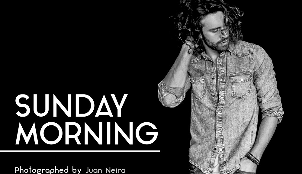 """Starting this new month February 2015, new projects, new gigs, presenting new models and a new exclusive work with Canada based photographer Juan Neira connecting with promising Josh McAree at Lang Models in Toronto. Josh is well known in the Canadian Fashion industry for being part of TOM (Toronto Men's Fashion Week) The study is called """"Sunday Morning"""". Thrill to present the first featuring of Juan with us. But this is only for all of you out there."""
