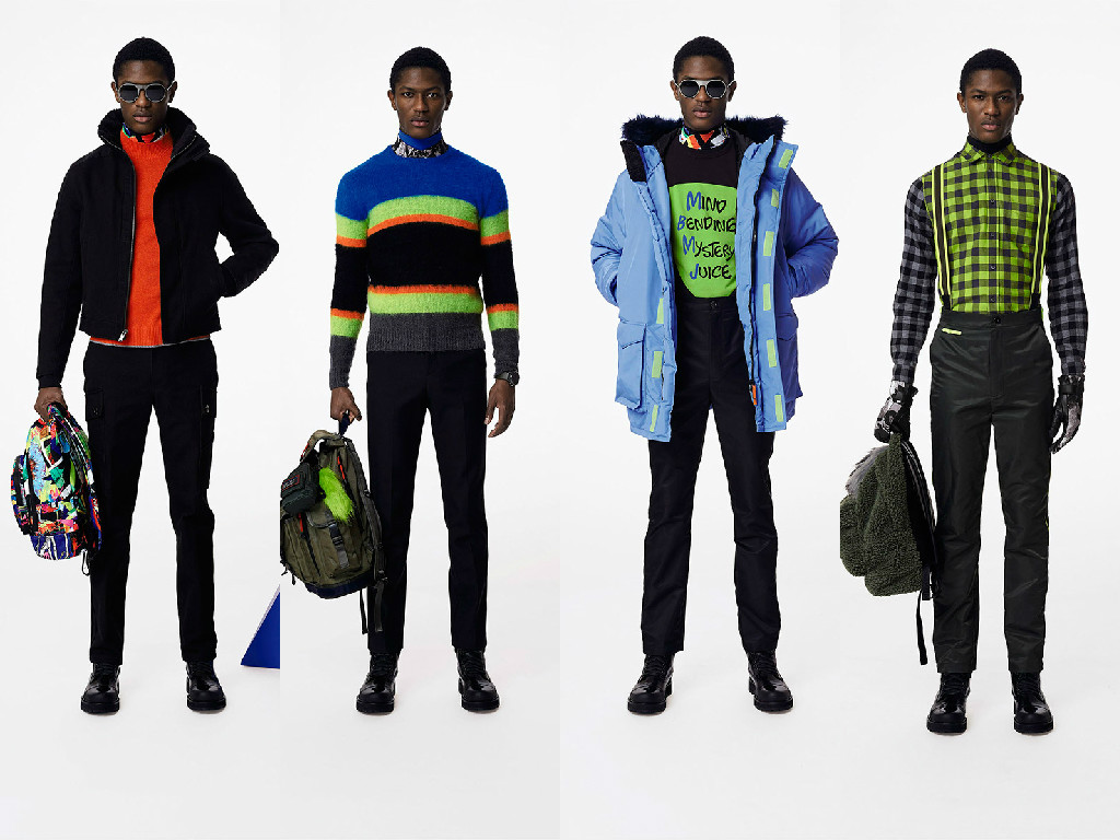 Marc Jacobs unveiled the Fall/Winter 2015 collection for his diffusion line, Marc by Marc Jacobs.