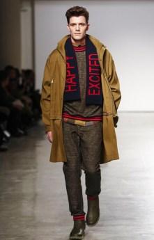 Perry Ellis Mens Fall:Winter 2015 NYC 01