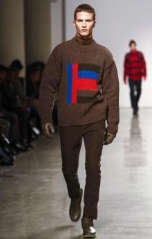 Perry Ellis Mens Fall:Winter 2015 NYC 10