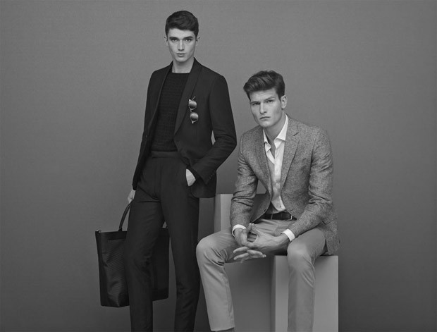 Today marks the launch of SS15 at Reiss, so cast your thoughts ahead to a new season in fashion and get a feel for how our sartorial agenda will unfold in the coming months. Here's to a beautiful tomorrow.
