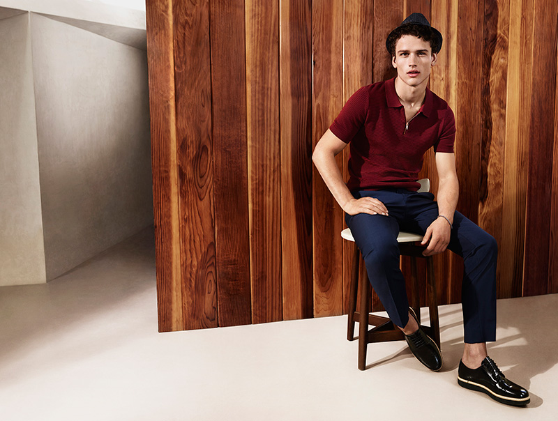 River Island Spring/Summer 2015 Campaign