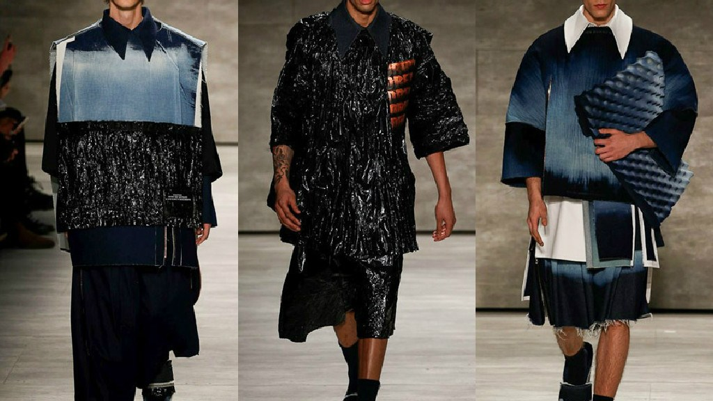 VFILES: Ximon Lee Mens Fall/Winter 2015 New York