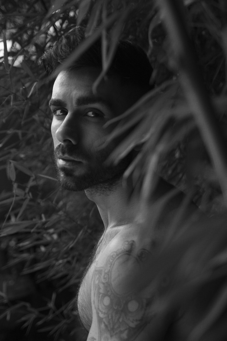 Now let's go to somewhere in São Paulo to meet new face Gabriel Bohnenstengel captured by Luis Paulo Ribeiro. Produced by Producer: João DiCarvalho.