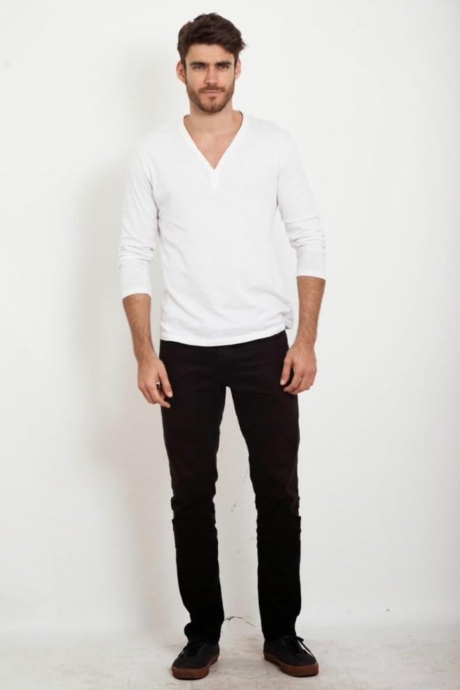 Caio Cesar fresh digits at Major Models Paris