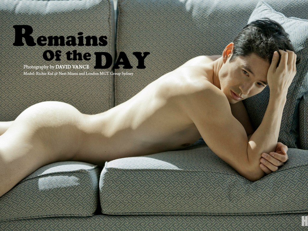 Remains of the Day with Richie Kul by David Vance for HUF Magazine