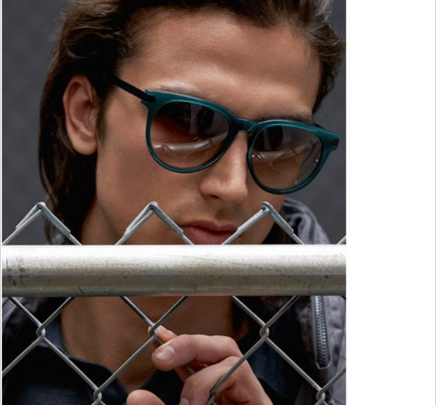 Photographer Tim Zaragoza captures Playground men's accessories story featuring Brent at DT Model Management styled by Luisa Pena for El Palacio de Hierro Libro Amarillo Spring Summer 2015 lookbook. Hair styling is courtesy of Sylvia Wheeler with makeup by Gloria Noto. Set design is work of Leila Fakouri with production from A+ Productions. Tim Zaragoza, Sylvia Wheeler, Gloria Noto and Leila Fakouri are all represented by Atelier Management.
