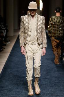 Balmain Spring 2016 Menswear881