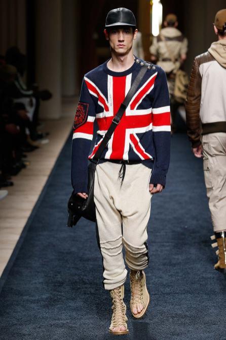 Balmain Spring 2016 Menswear898