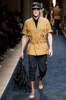 Balmain Spring 2016 Menswear903