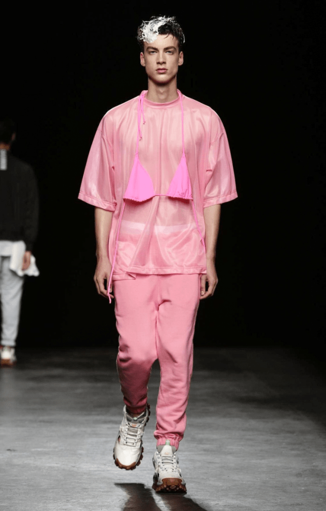 Christopher Shannon Menswear Spring 201602