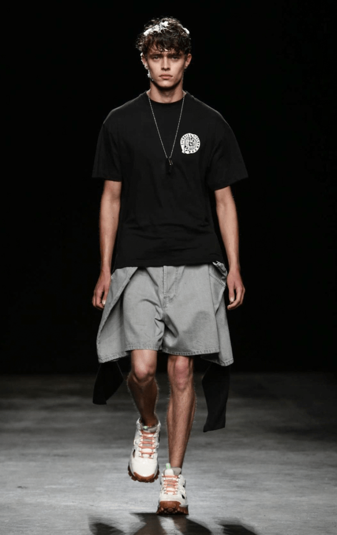Christopher Shannon Menswear Spring 201605