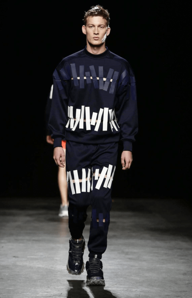 Christopher Shannon Menswear Spring 201608