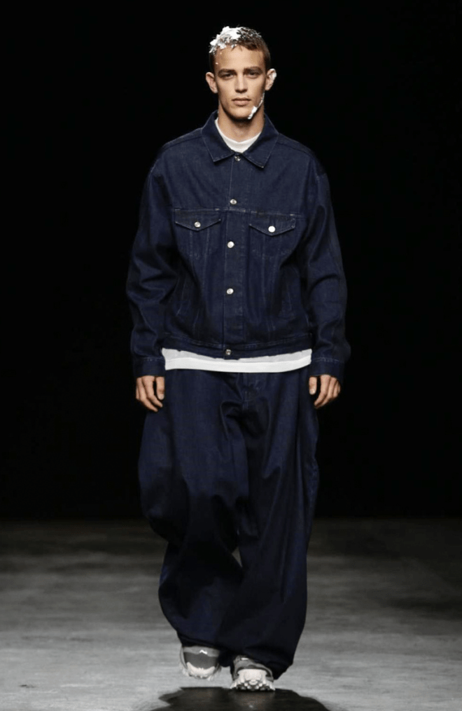 Christopher Shannon Menswear Spring 201692
