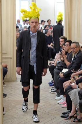 Comme Des Garcons Spring 2016 Menswear599