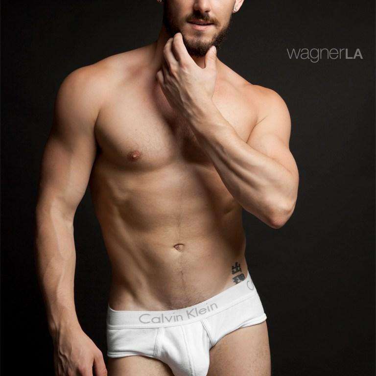Introducing a newcomer breathtaking model Derek Allen Watson shot by talented David Wagner.