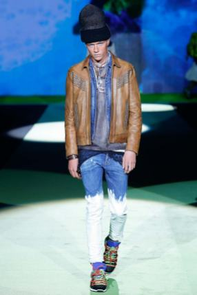 DsQuared2 Menswear Spring 2016886