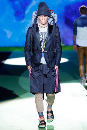 DsQuared2 Menswear Spring 2016889