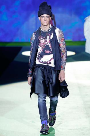 DsQuared2 Menswear Spring 2016899