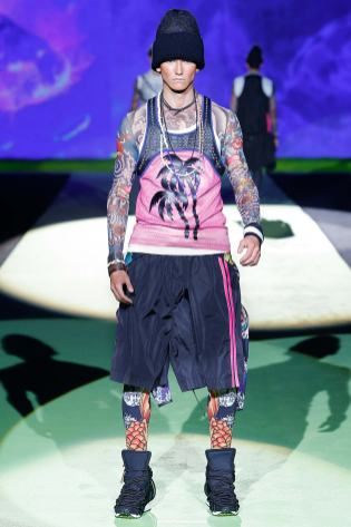 DsQuared2 Menswear Spring 2016900