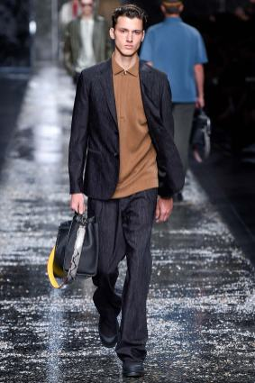 Fendi Spring 2016 Menswear715