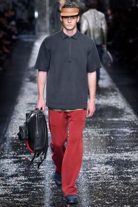 Fendi Spring 2016 Menswear718
