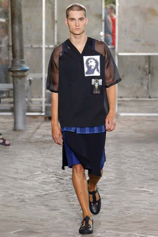 Givenchy Spring 2016 Menswear559