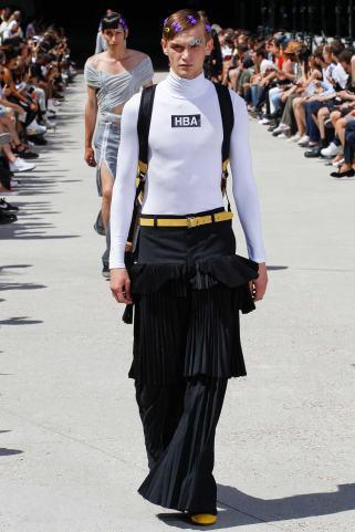 Hood by Air Spring 2016 Menswear107