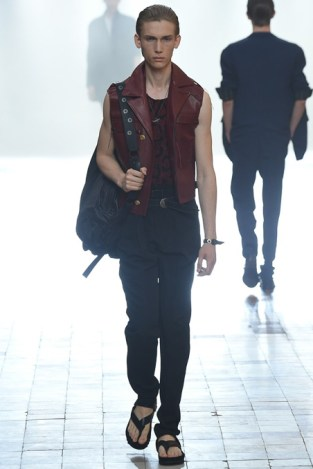 Lanvin Spring 2016 Menswear005