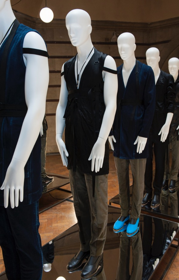 Lee Roach Menswear Collection Spring/Summer 2016 London