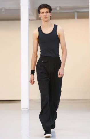 Lemaire Menswear Spring Summer 2016 PARIS010