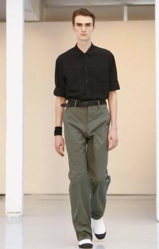 Lemaire Menswear Spring Summer 2016 PARIS014