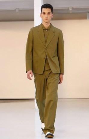 Lemaire Menswear Spring Summer 2016 PARIS020