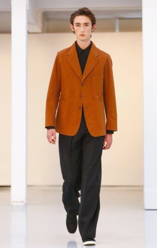 Lemaire Menswear Spring Summer 2016 PARIS035