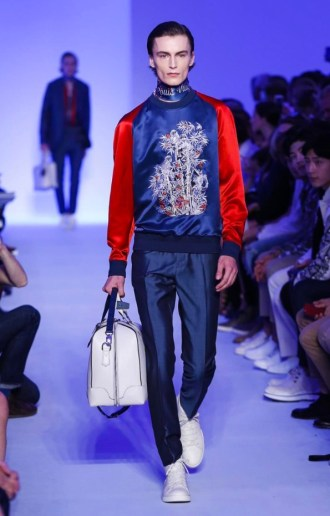 Louis Vuitton Spring 2016 Menswear347