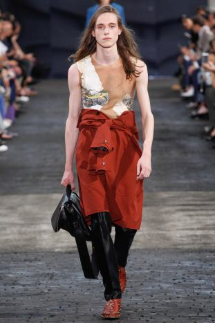 Maison Margiela Spring 2016 Menswear530