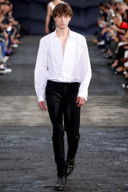 Maison Margiela Spring 2016 Menswear536