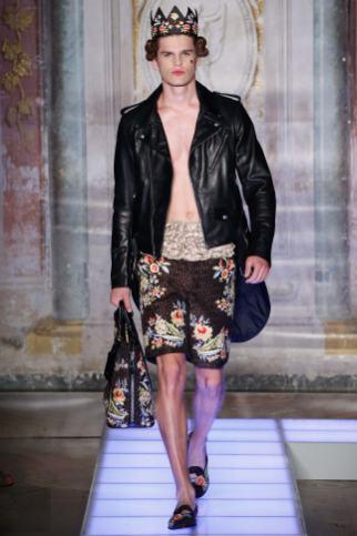 Moschino Menswear Spring2016497