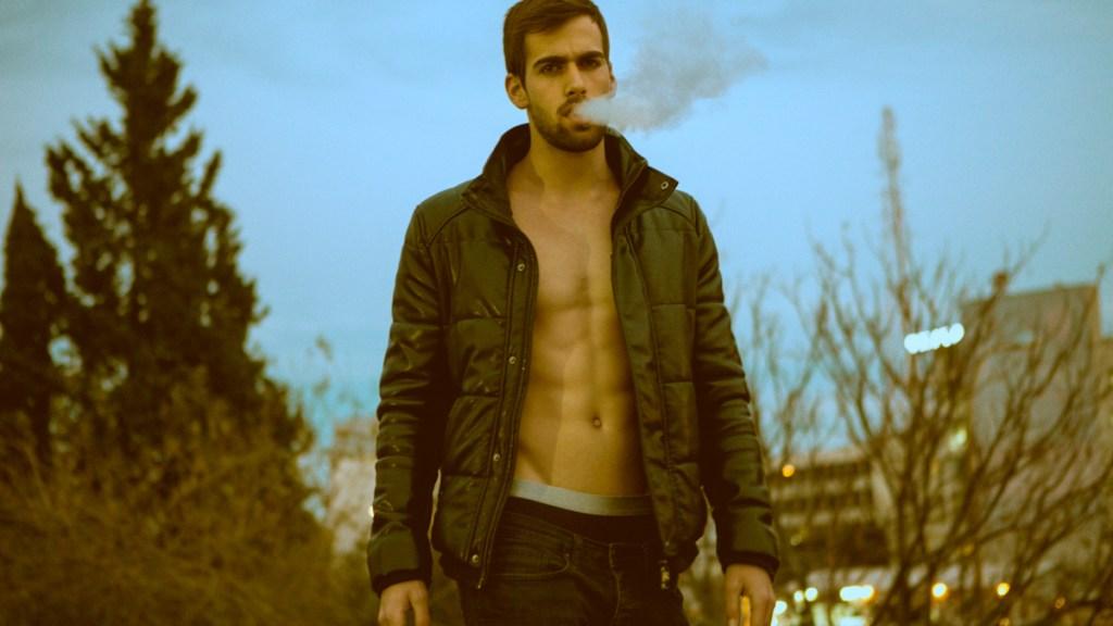 Exposing new work photographer Nir Slakman featuring new face Israeli model Yotam Shwartz (for Elinor Shahar PM).